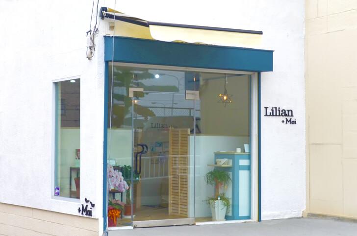 まつげエクステサロン「Lilian + Moi(リリアン プラス モイ)」
