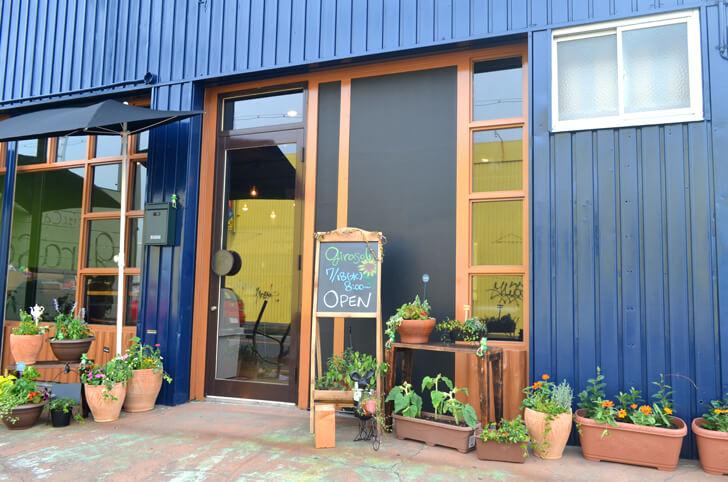 ごはんCafe「girasole(ジラソーレ)」が2018年7月18日にオープン