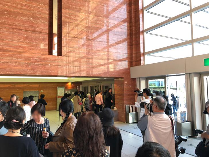 【さいたまスーパーアリーナ公演直前に中止!】の沢田研二さんが、SAYAKAホールでコンサートを開催!