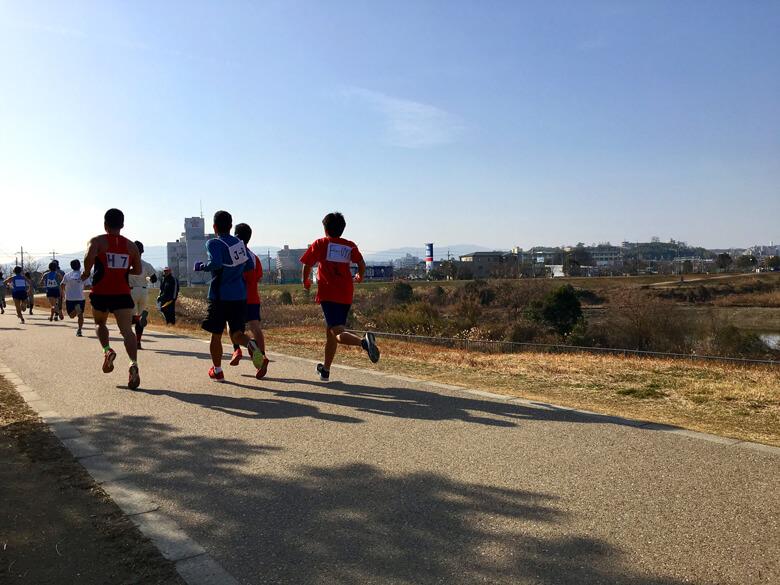 「第47回大阪狭山市民マラソン大会」が、さやか公園・狭山池公園周遊路で2019年1月20日に開催されます