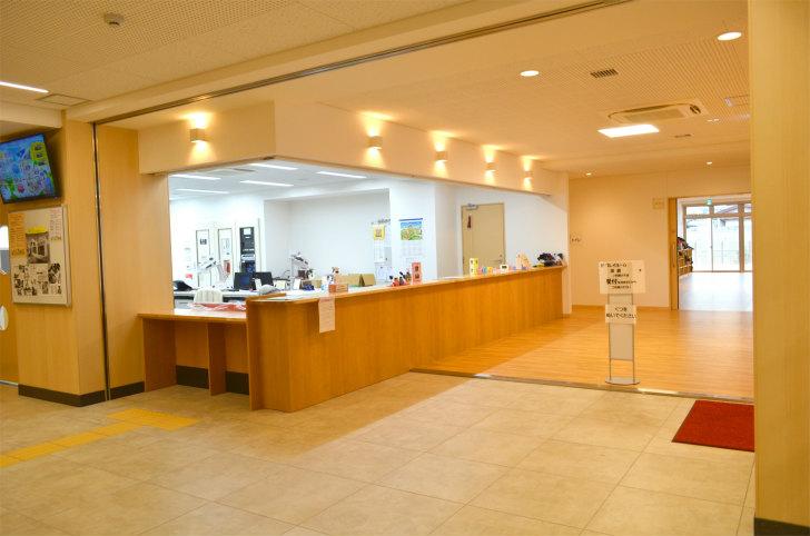「UPっぷ」1階事務所