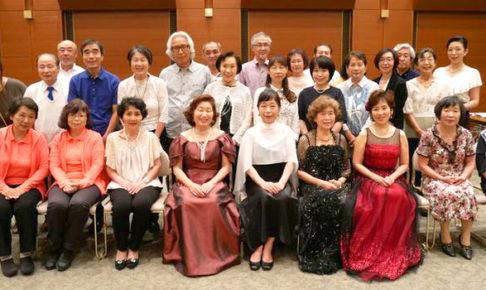 2019年6月29日にSAYAKAホールでの開催される「第4回60歳からの音楽祭」出演者募集!