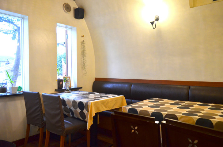 イタリア料理店「acerbo(アチェルボ)」