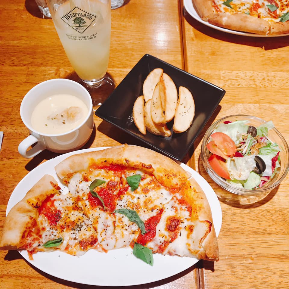 「PIZZAOKA(ピザオカ)」【第3回さやまバル参加店】