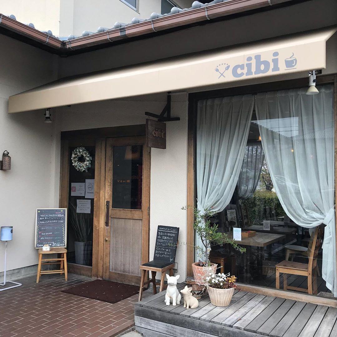 近代病院のすぐ近くにある「trattoria cibi(トラットリア チビ)」のランチを食べにいってきました (2)
