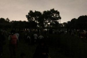 副池オアシス公園「ホタル観賞会」へ【びこっとGO】
