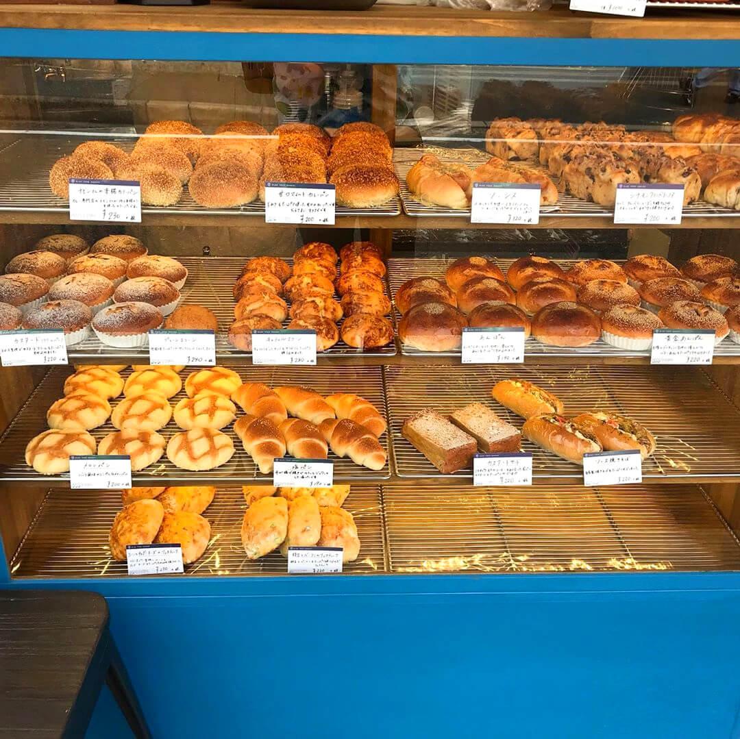 イオン金剛店のすぐ側にあるパン屋さん「BLUE TREE BAKERY(ブルーツリーベーカリー)」さんに行ってきました (1)
