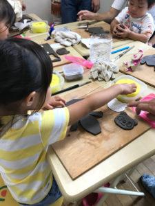 柿陶芸教室