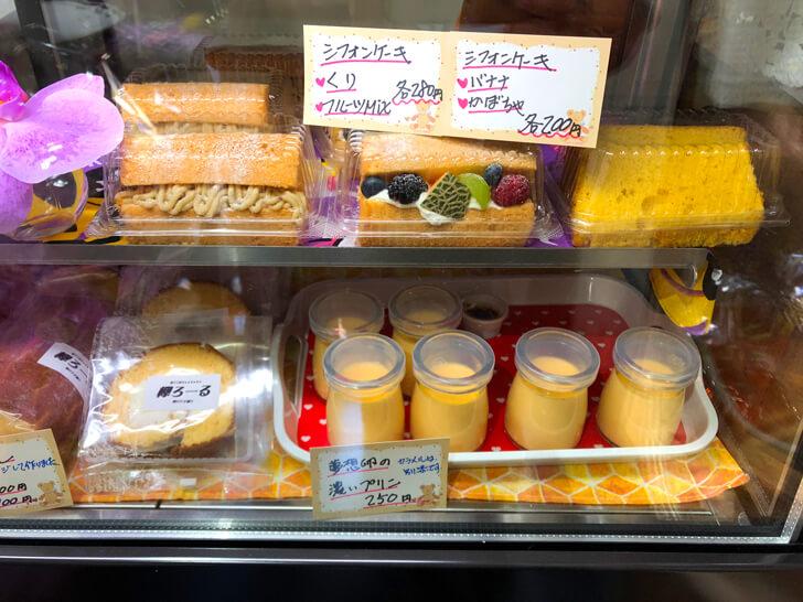 「菓子工房 Sanbaba(サンバーバ)」が大野台(陶器山通り)に2019年9月20日に移転オープン (2)