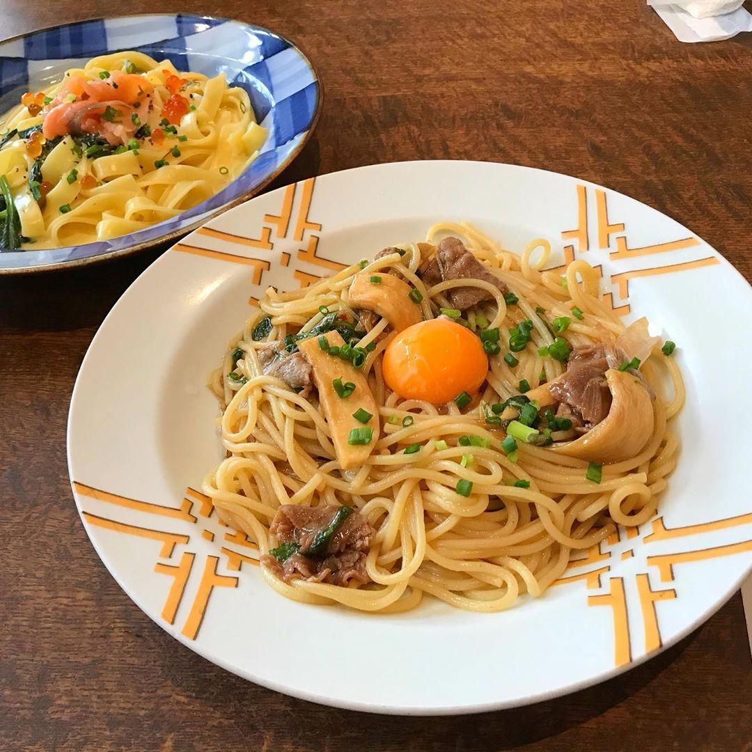 散歩途中に「鎌倉パスタ 大阪狭山店」に食事にいってきました