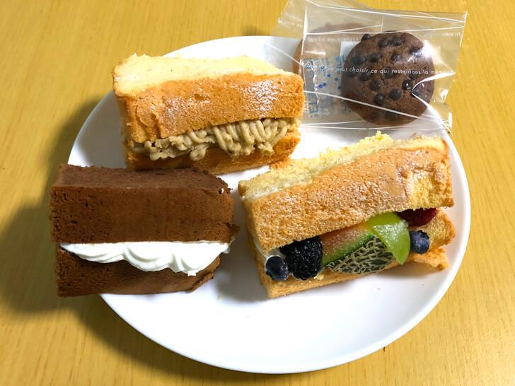 「菓子工房 Sanbaba(サンバーバ)」が大野台(陶器山通り)に2019年9月20日に移転オープン (11)