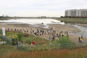 「狭山池クリーンアクション」×「コスモ-アースコンシャス-アクト-クリーン・キャンペーン-in-狭山池」が開催されました-(9)