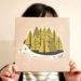 【大阪狭山市在住】イラストレーター「hirochick(ひろちっく)」さんのイラストが掲載された『キラリと輝くおしゃれな年賀状2020』が好評販売中
