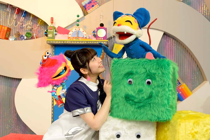 【NHK-Eテレ】『ニャンちゅう!宇宙!放送チュー!』新挿入曲のメインビジュアルを、絵本作家「Katy(ケイティー)」さんが担当!3