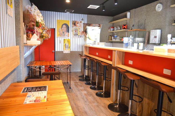 たこ焼きBAR「Red Reborn(レッドリボーン)」が、イオン金剛店前に2019年12月6日オープン (9)