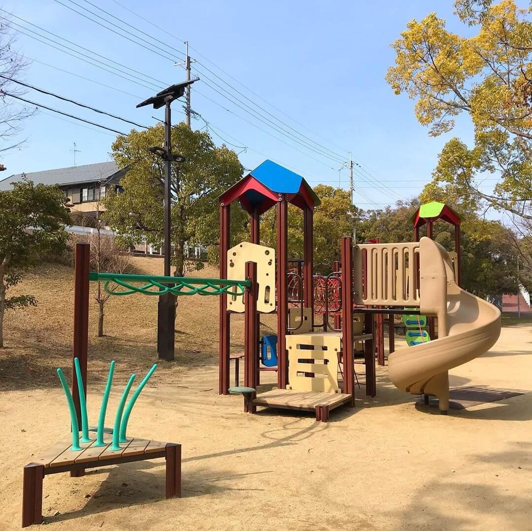 大野台4丁目にある「東大池公園」をご紹介します (6)