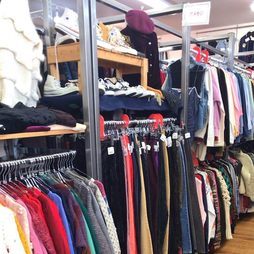 散歩途中に「古着屋KINJI 狭山店」に寄ってきました (4)
