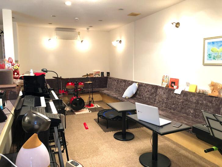 【音つむぎ空間】ピアノ&エレクトーン・ボーカル&カラオケ・ドラム「もりおか音楽教室」 (20)