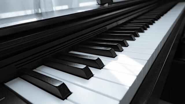 【音のおもちゃ箱】ピアノ&エレクトーン・ボーカル&カラオケ「もりおか音楽教室」 (1)