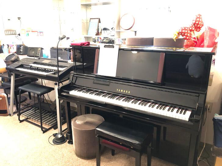 【音つむぎ空間】ピアノ&エレクトーン・ボーカル&カラオケ・ドラム「もりおか音楽教室」 (22)