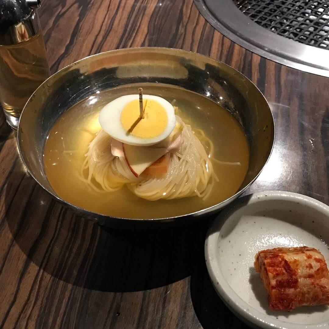 【2月9日(ニクの日)】今熊にある「焼肉みや 大阪狭山店」にお散歩帰りに行ってきました (4)
