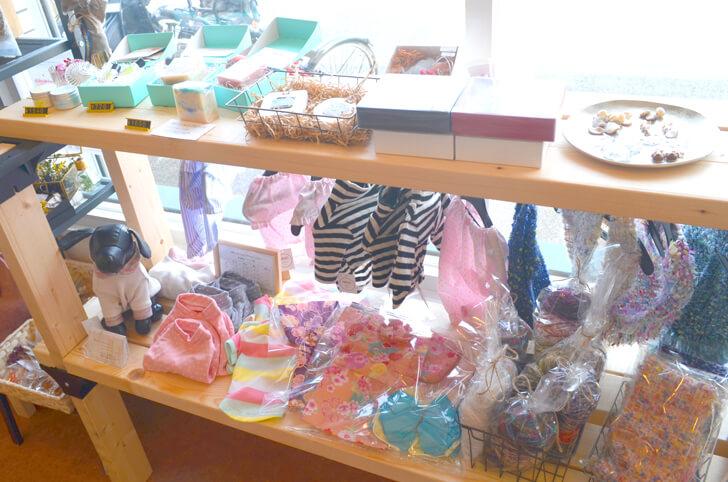 ハンドメイド雑貨・インポート子供服とカフェのお店「ideal(イデアル)」が池尻中3丁目にオープン (7)