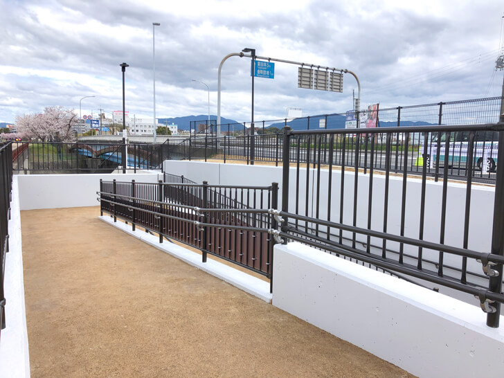2020-04-01「狭山池橋下アンダーパス」が2020年4月1日より開通 (1)