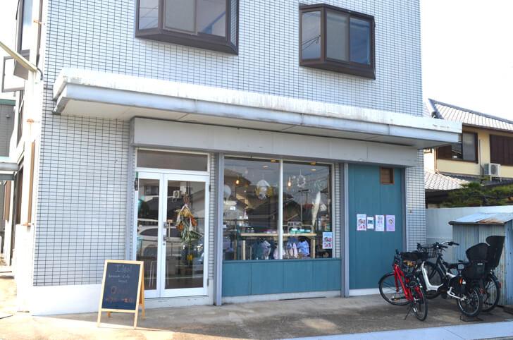 ハンドメイド雑貨・インポート子供服とカフェのお店「ideal(イデアル)」が池尻中3丁目にオープン (2)