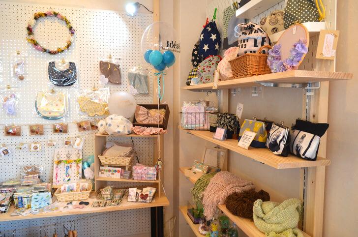 ハンドメイド雑貨・インポート子供服とカフェのお店「ideal(イデアル)」が池尻中3丁目にオープン (8)