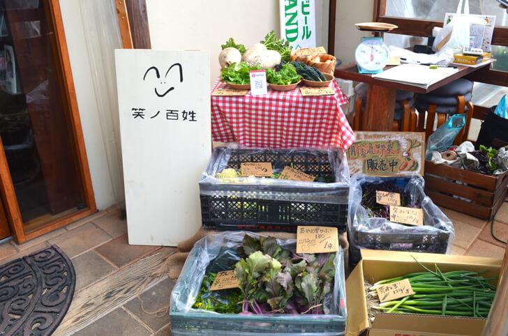 【小さなお子様も安心】旬の無農薬野菜を直売!「笑ノ百姓(えみのひゃくしょう)」 (6)