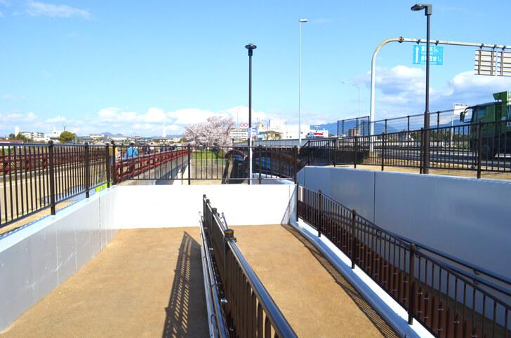 「狭山池橋下アンダーパス」が2020年4月1日より開通! (27)