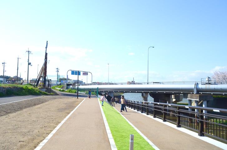 「狭山池橋下アンダーパス」が2020年4月1日より開通! (19)