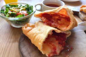 東野にあるcafe&restaurant「ala kitchen(アーラキッチン)」に散歩帰りにランチを食べに行ってきました (9)