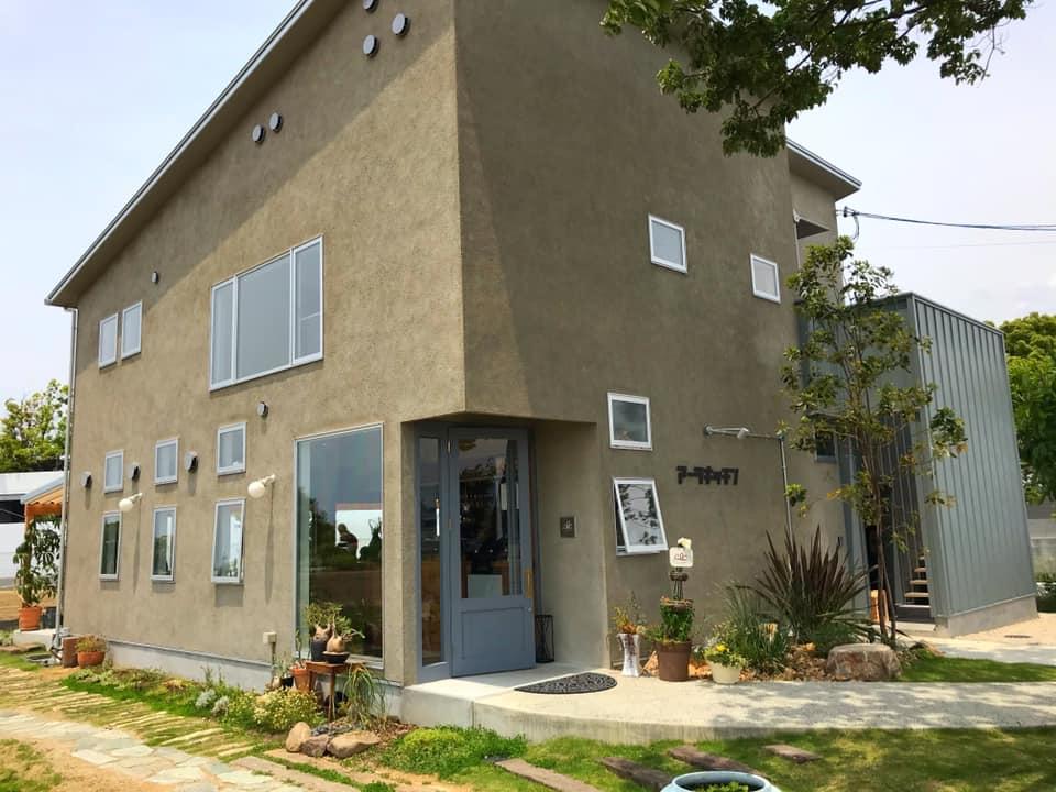東野にあるcafe&restaurant「ala kitchen(アーラキッチン)」に散歩帰りにランチを食べに行ってきました (5)