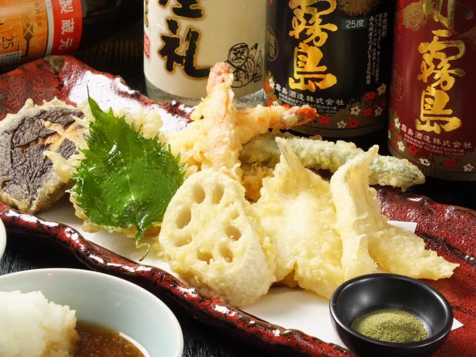 【天ぷら全品99円!】天ぷら居酒屋「御座礼(ござれ)」で天ぷら祭りが2020年9月11日・12日・13日に開催