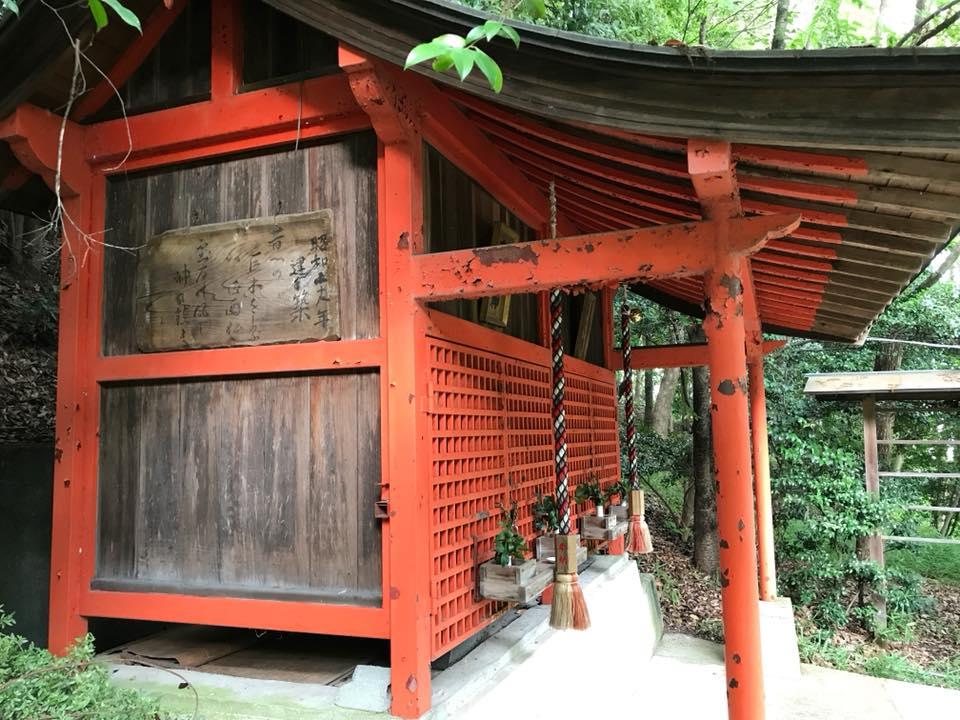 「池之原神社」へお散歩【2018年7月28日】 (2)
