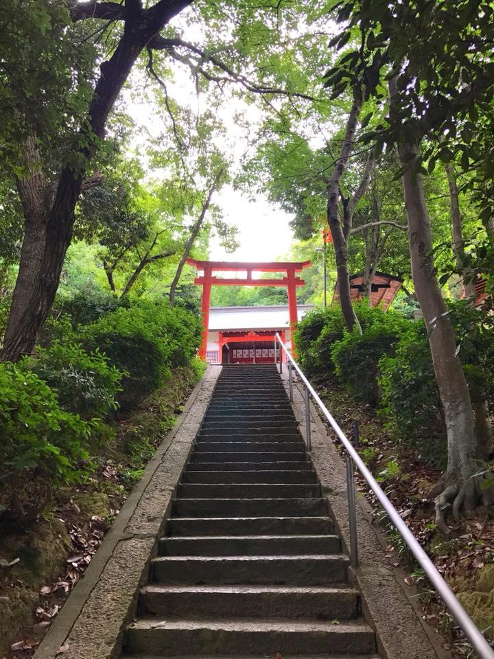 「池之原神社」へお散歩【2018年7月28日】 (5)