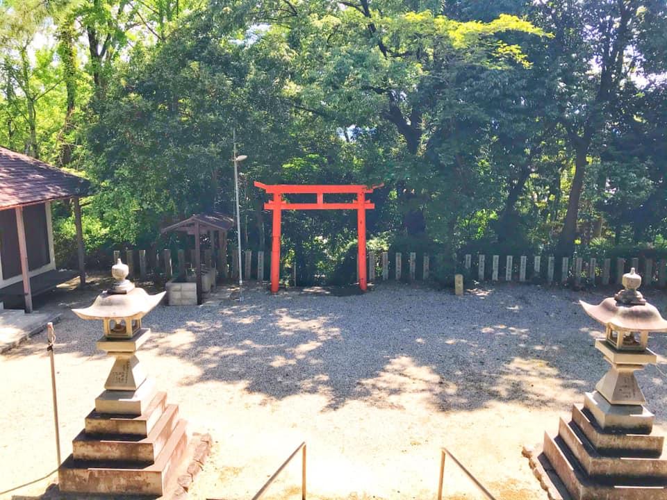 「池之原神社」へお散歩【2020年8月12日】 (5)