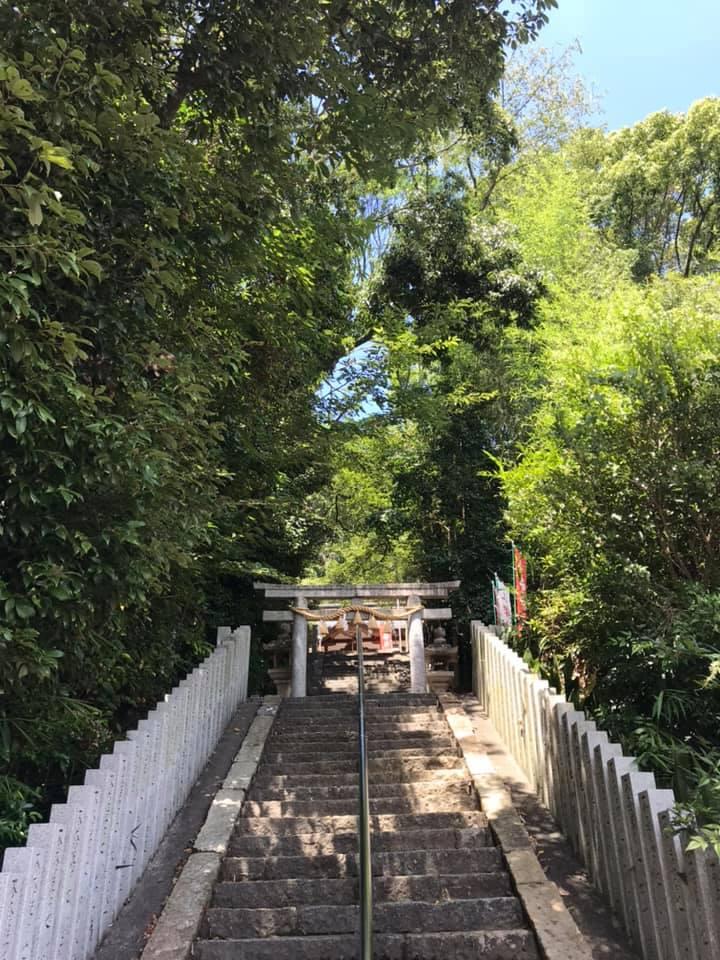 「三都神社」へお散歩【2020年9月25日】 (1)