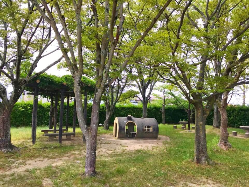 大野台の「大野台第5公園」まで散歩してきました (1)
