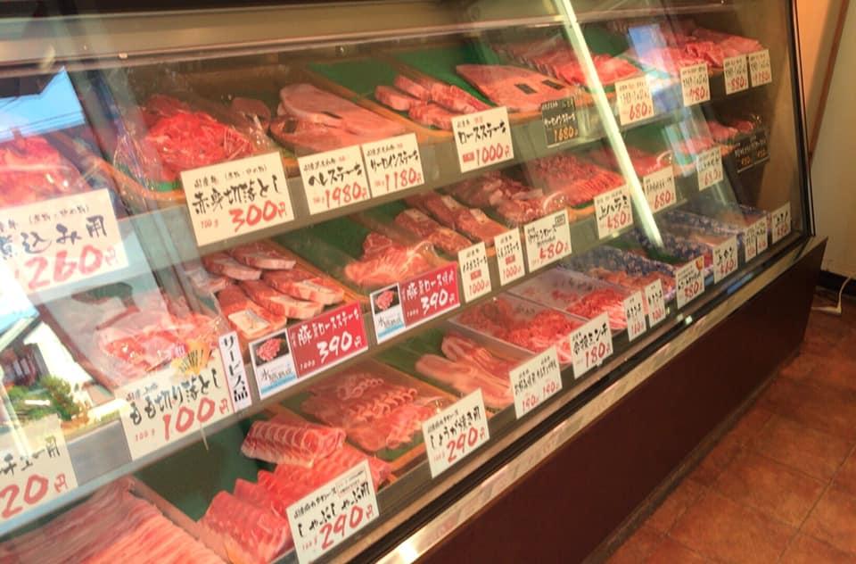 半田を散歩中にお肉屋さん「さだ源」へ寄り道してきました。 (2)
