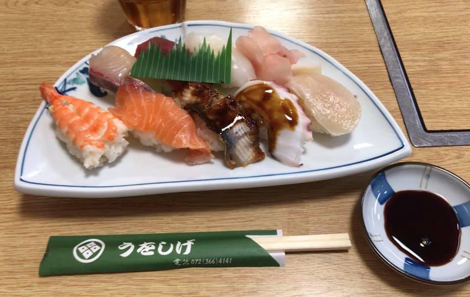 【寿司・会席・てっちり・うどん】のお店「うおしげ」に行ってきました (9)
