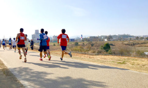 2021年1月17日「大阪狭山市民マラソン大会」が開催中止
