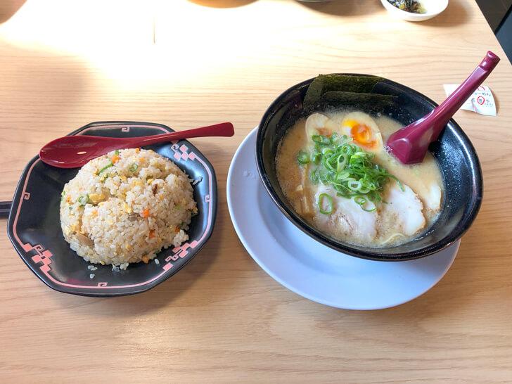【2020年10月31日オープン】「麺屋ふくちぁん」にラーメンを食べに行ってきました【ラーメン男塾 跡地】 (14)