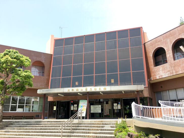 大阪狭山市立公民館・図書館-(5)