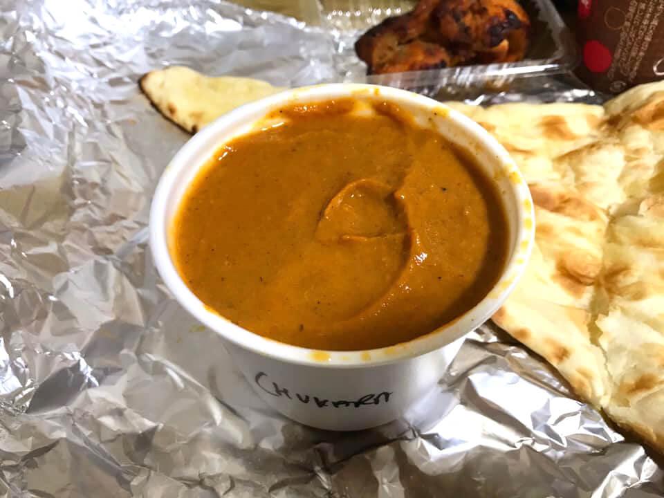 【本格インド料理店】大野台1丁目「Indian Dining ハスノハナ」のテイクアウトを利用してみました (7)