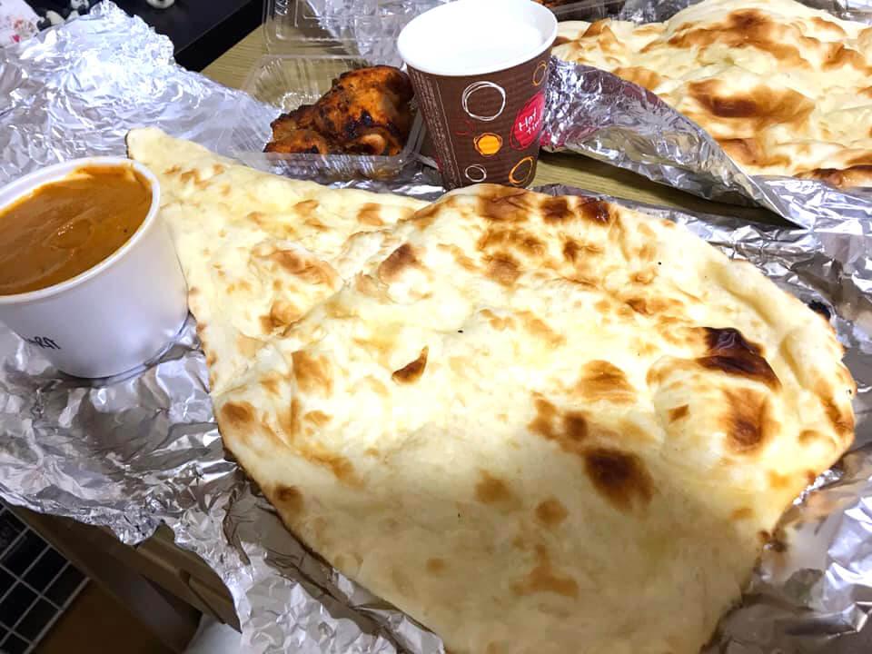 【本格インド料理店】大野台1丁目「Indian Dining ハスノハナ」のテイクアウトを利用してみました (3)