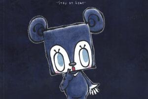 【絵本作家Katy(ケイティー)】絵本第6弾「ロッタちゃんのまほうのソース」が2021年3月8日に発売