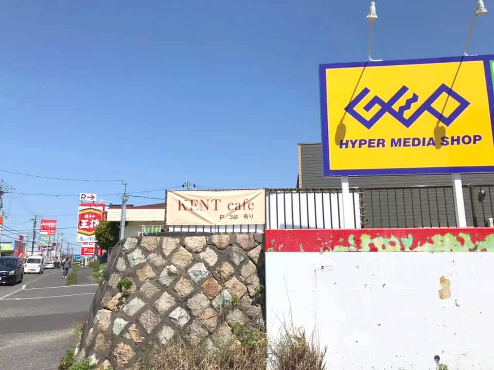 【310号線沿い】「KENT Cafe(ケント カフェ)」がオープン (3)