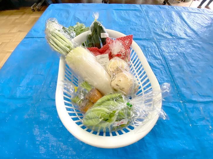 【大阪狭山の新鮮なお野菜】東池尻会館で行われている「朝市」に行ってきました-(21)